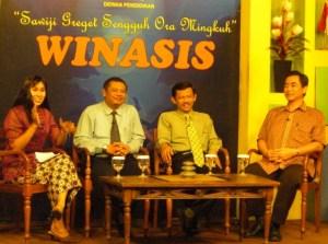Acara Winasis di JogjaTV